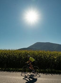 Plusieurs cols du département réservés aux cyclistes pendant l'été