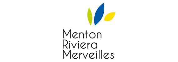 Bloc-marque de l'Office de Tourisme Menton, Riviera & Merveilles