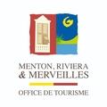 Logo de l'Office de Tourisme Communautaire Menton, Riviera & Merveilles