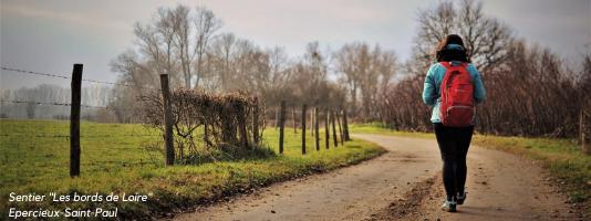 """Sentier """"Les bords de Loire"""""""