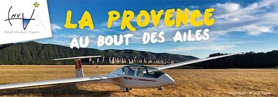 Centre National de Vol à Voile à Saint Auban