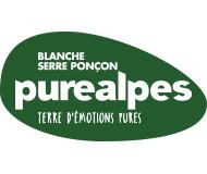 Logo du site web Blanche Serre-Ponçon