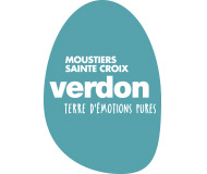 Logo du site web Sainte Croix du Verdon