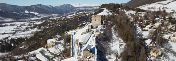 Vidéo drone de Seyne-les-Alpes