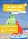 Courses and activities - Summer holidays 2021