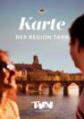 Karte der region Tarn
